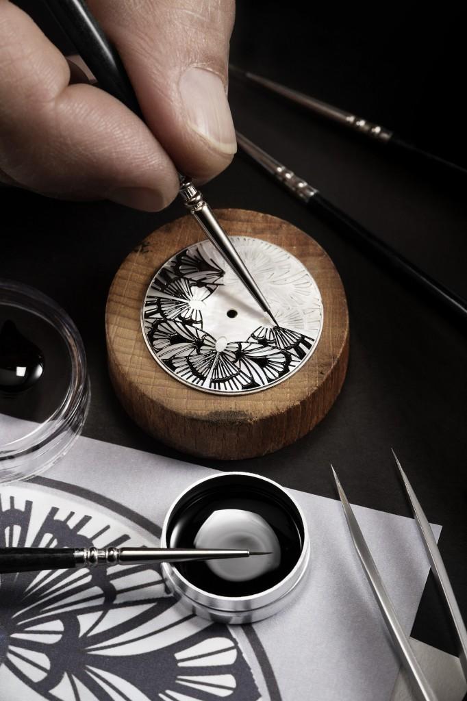 Chaumet, montres precieuses