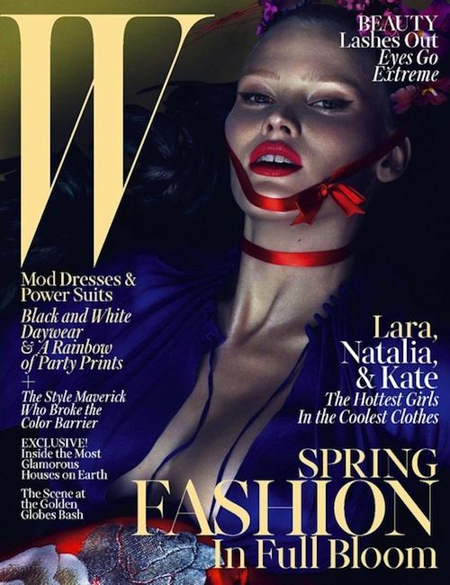 W-Magazine-March-2013-Covers-Natalia-Vodianova-Kate-Moss-Laura-Stone-03