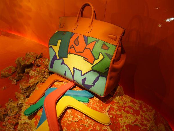 Hermès Paris SS 2013