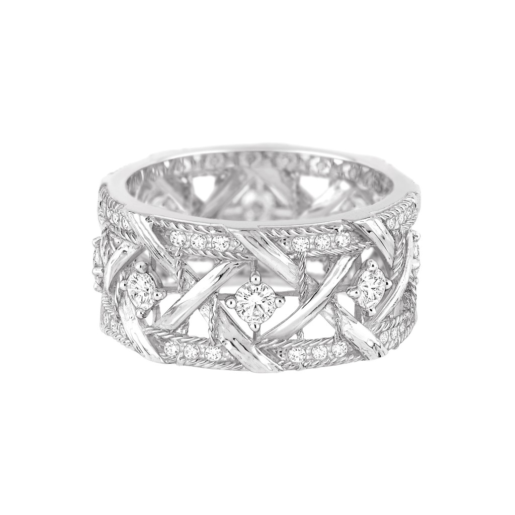My Dior LM ring - White gold and diamonds