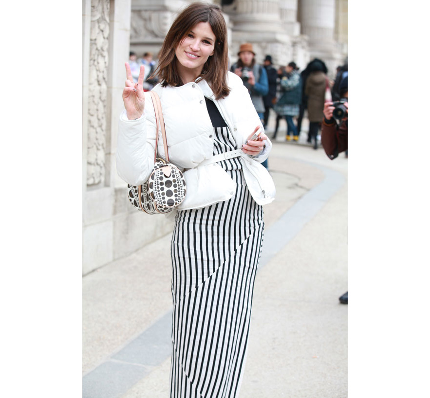 Street Style Fashion week Fall winter 2013-4