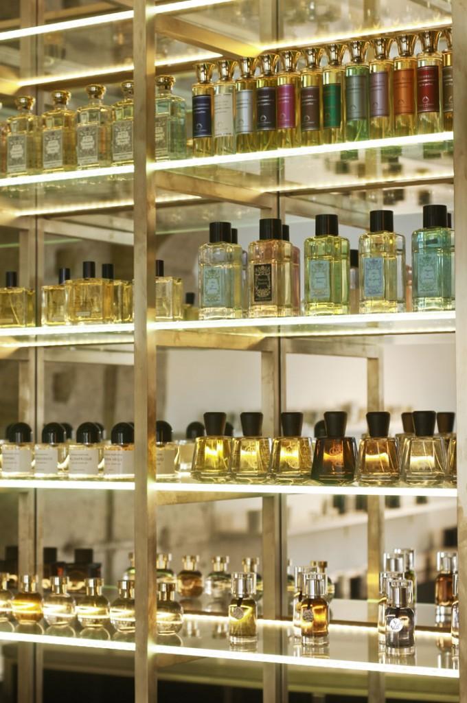 The Liquides, Perfume Bar