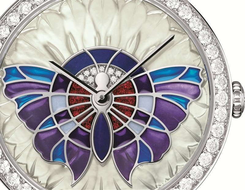 Van Cleef & Arpels Extraordinary Dial Papillion watch