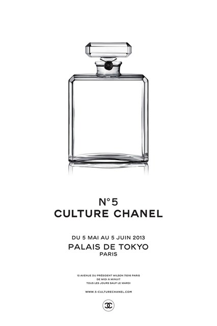N°5 culture Chanel au Palais de Tokyo