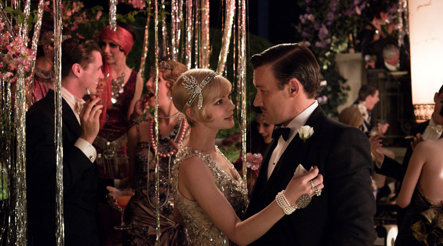 Tiffany, Great Gatsby