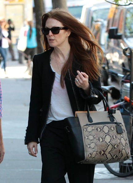 Julianne+Moore+in+New+York