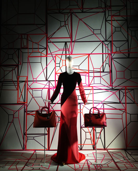 Bergdorf Goodman Fall 2013 Windows