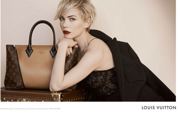 Michelle Williams for LV 2013-14
