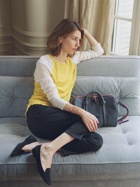 SC bag Sofia Coppola for Bon Marché