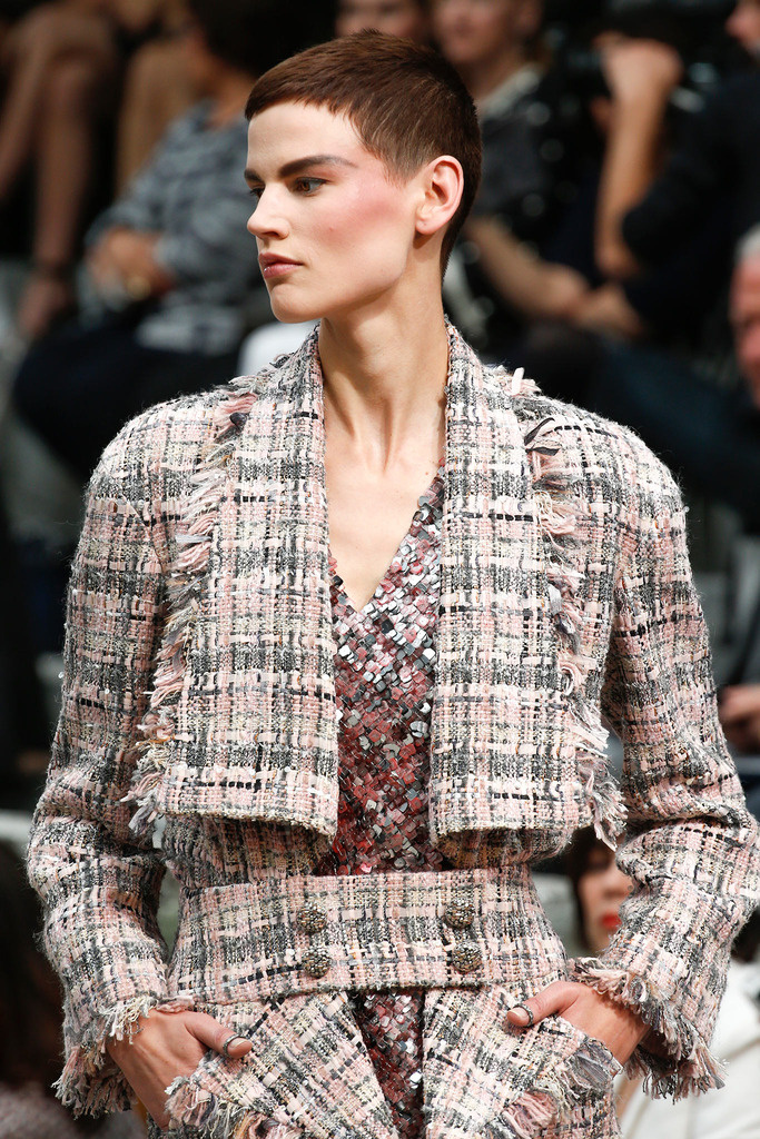 Chanel Couture Paris Fall Winter 2013-14