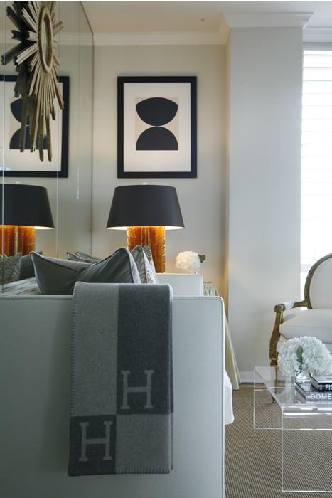 Hermès Avalon Plaid