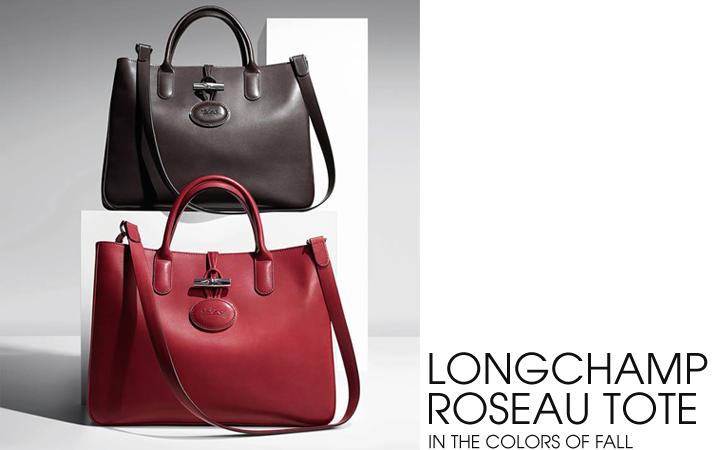 Longchamp-Roseau-