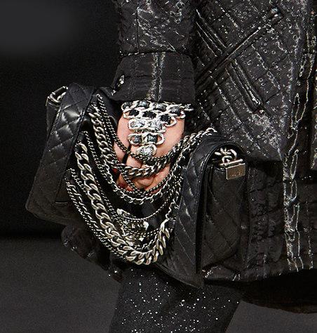 Boy Chanel bag