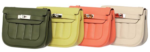 Hermès Mini Berline bag