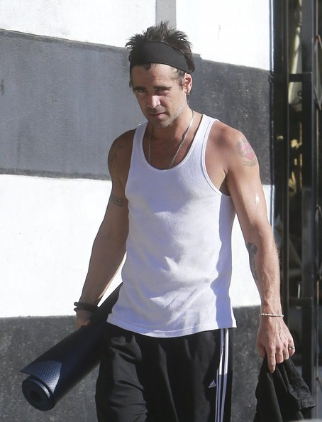 Colin Farrell, Yogui Man