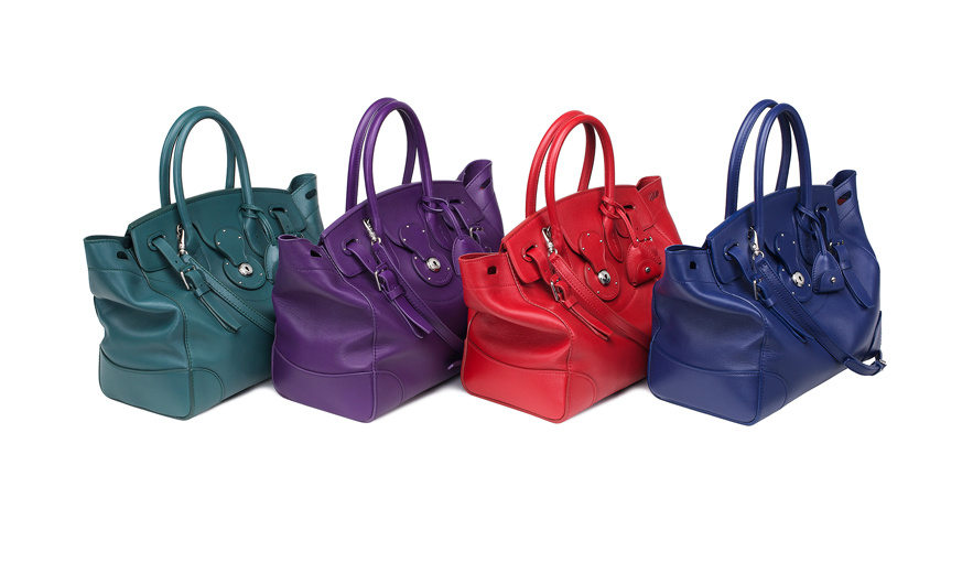 Soft ricky bag, Ralph Lauren
