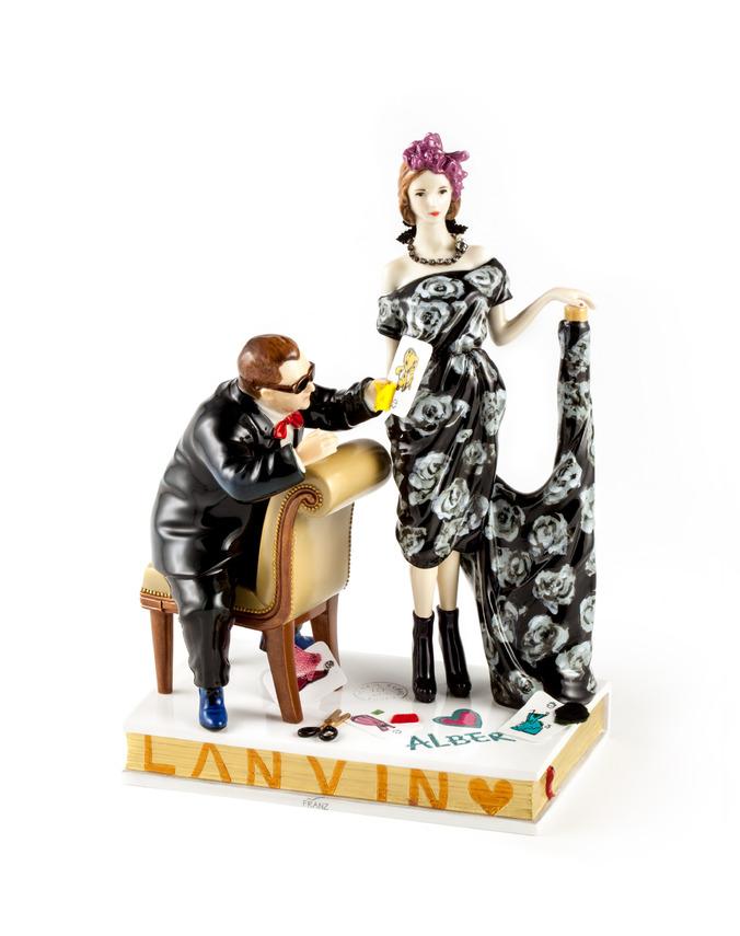 Lanvin dolls
