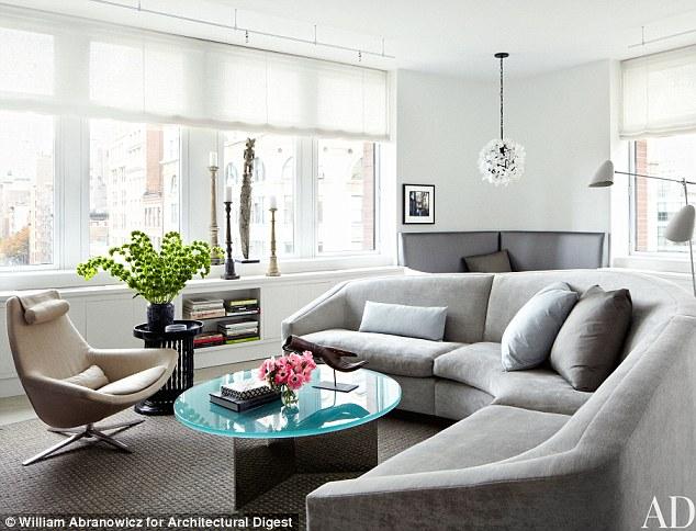 Apartamento de Julianna Margulies