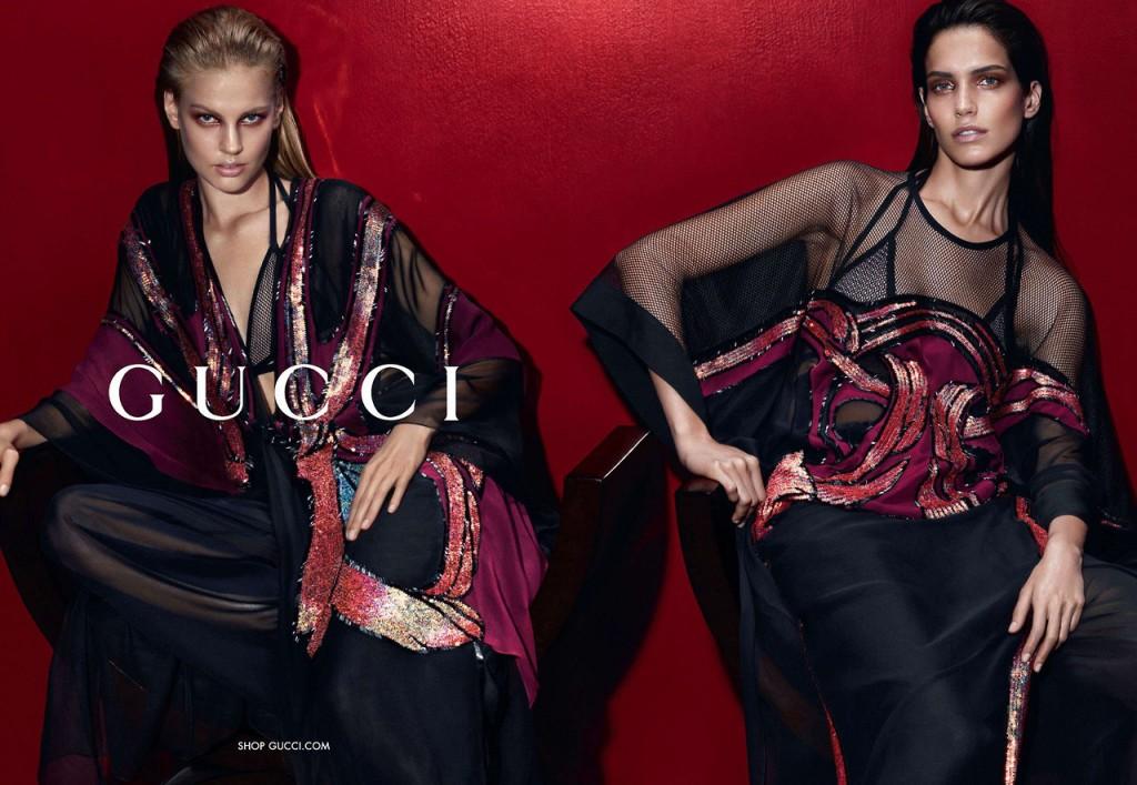 Gucci SS 2014