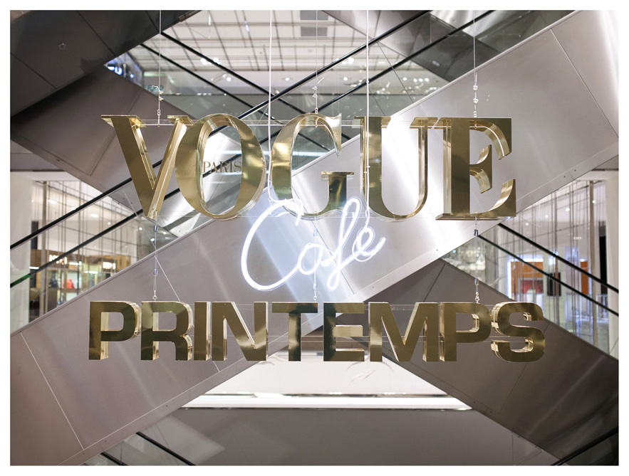 Vogue Cafe, Printemps
