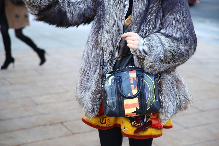 Street Style, Fashion Week NY Fall Winter 2014
