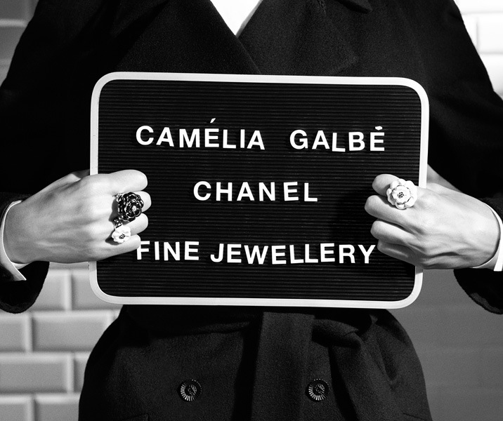 Wanted: Camélia Galbé Chanel