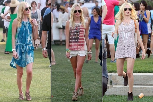 Kate Bosworth en Coachella