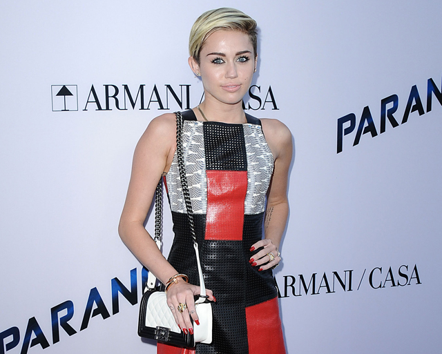 Arrivals at the Los Angeles Premiere of 'Paranoia'