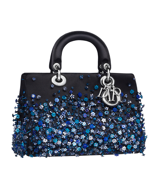 Dior-Fall-Winter-2014-Accessories-Collection-22-blue-flower-motif-beaded-leather-bag