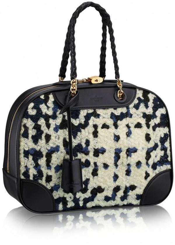 Louis-Vuitton-Tweed-Bowling-Vanity-Bleu-Bag