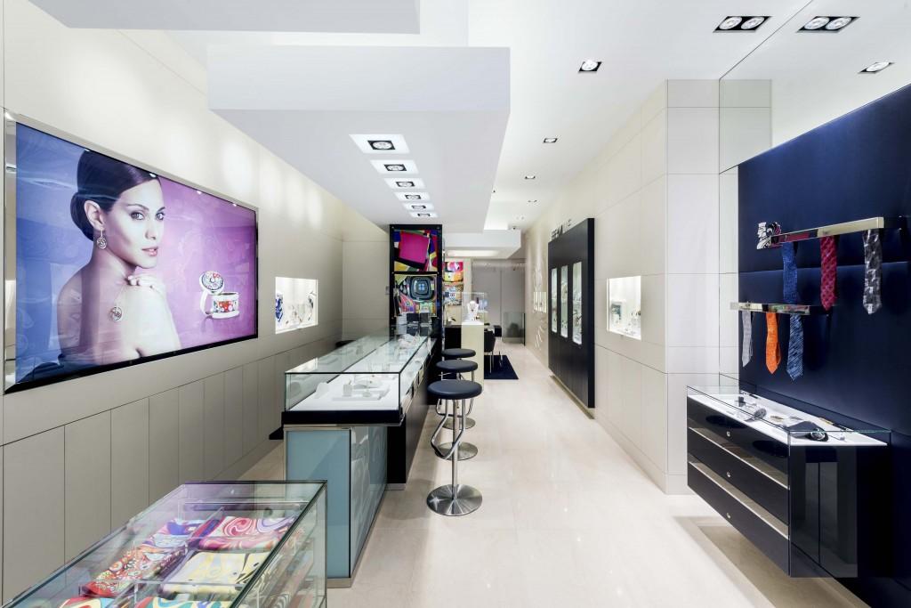 Boutique FREYWILLE BCN_Interior 1