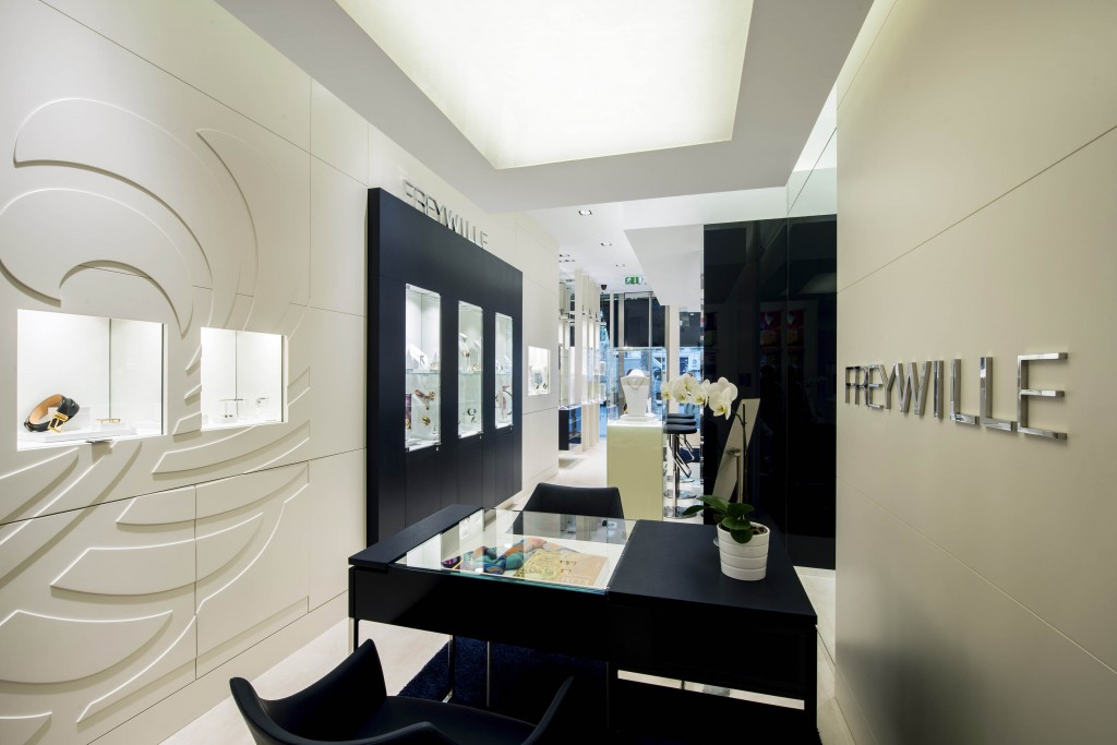 Boutique FREYWILLE BCN_Interior 3