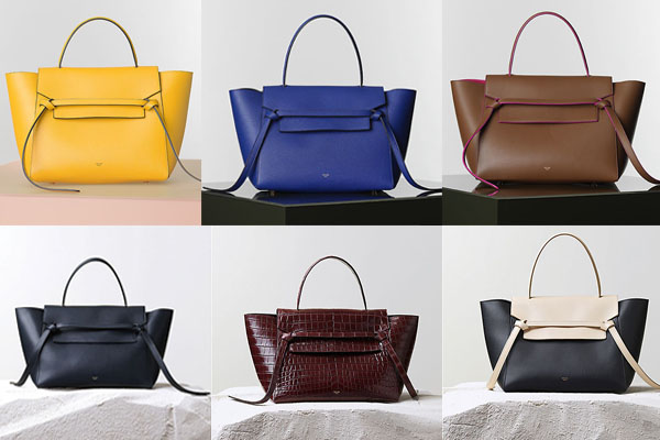 Celine-Belt-Tote-Bag