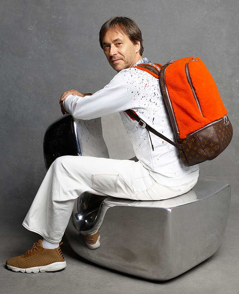 frank-gehry-marc-newson-louis-vuitton-iconoclasts-designboom-06