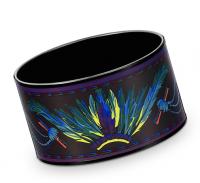 Hermes-Brazil-Extra-Wide-Enamel-Bracelet-200x183
