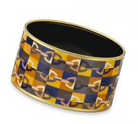 Hermes-Optique-Chaine-dAncre-Extra-Wide-Enamel-Bracelets-200x180