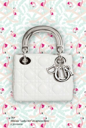 Lady-Dior-Quilted-White-Bag-with-Silver-Handle-Le-Bon-Marche-Webster-Collaboration-300x446
