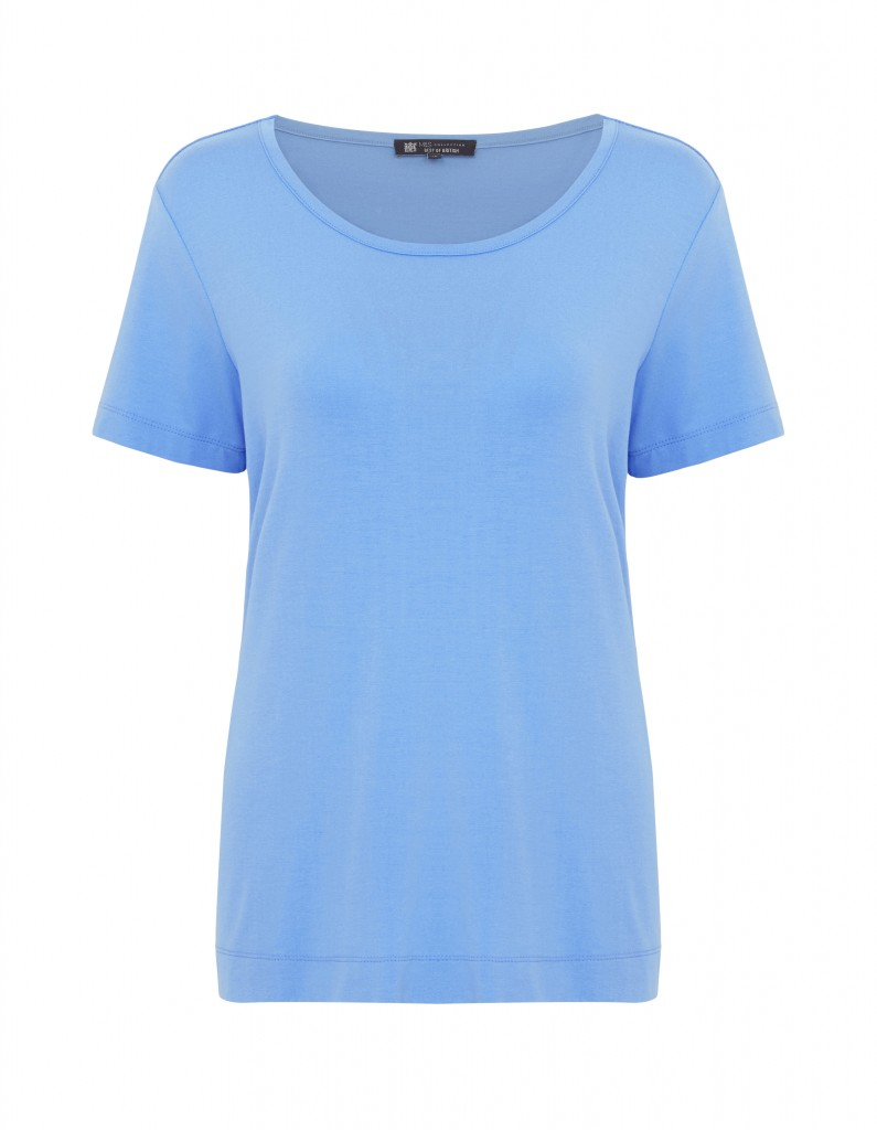 Marks & Spencer BEST OF BRITISH TEE Blue 31,95E