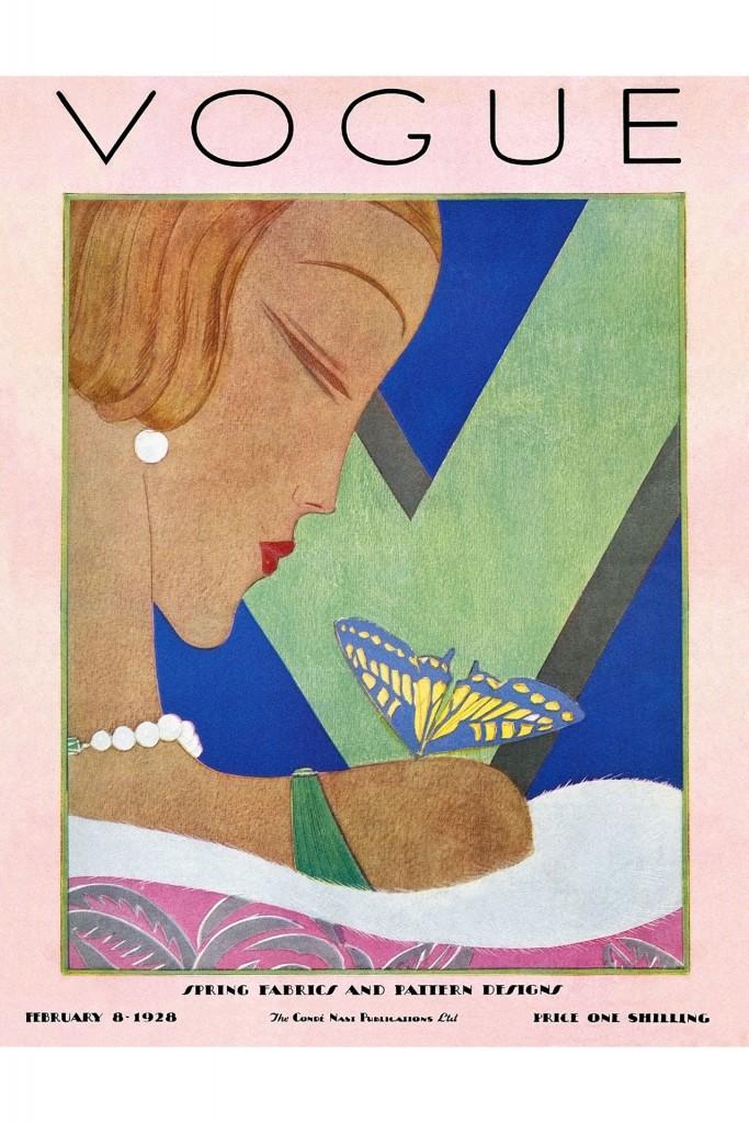 Vogue-Feb-8th-1928-Cover-Eduardo-Benito