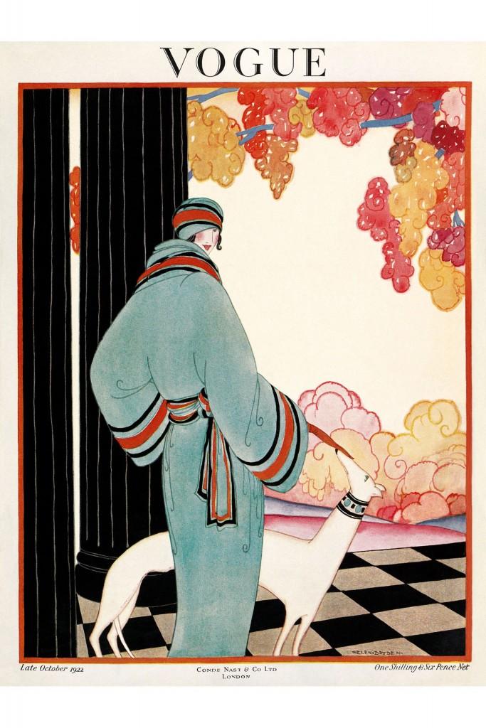 Vogue-Late-Oct-1922-Cover-Helen-Dryden
