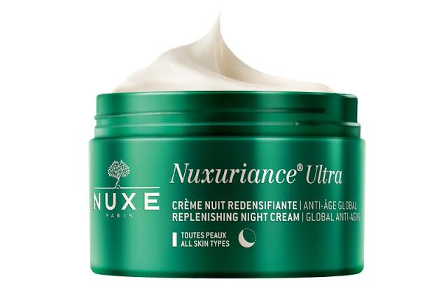 Crema de Noche Redensificante Antiedad Global Nuxuriance Ultra NUXE