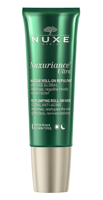 Máscara Roll-on Redensificante Antiedad global Nuxuriance Ultra NUXE
