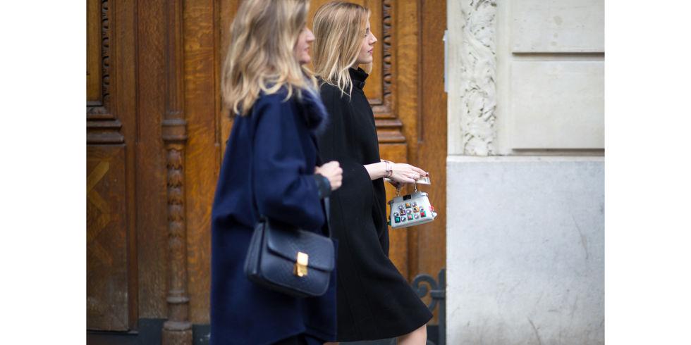 Street Style Haute Couture SS 2016 Paris