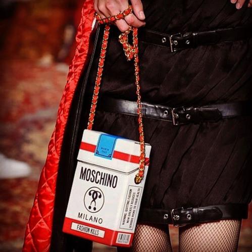 moschino bag AW16