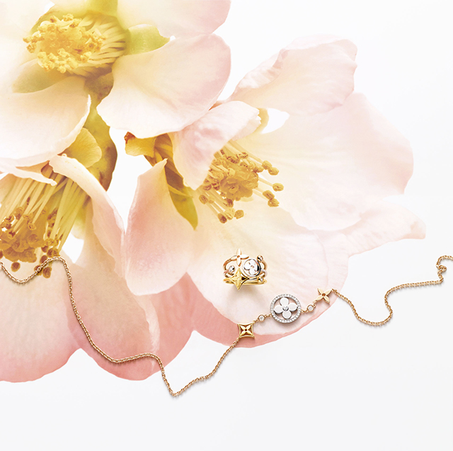 Blossom Jewelry, Louis Vuitton