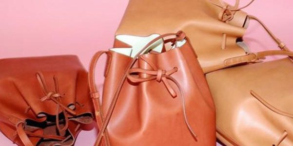Bucket bag, Mansur Gavriel.