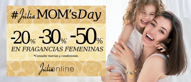 Día de la madre, Perfumería Júlia