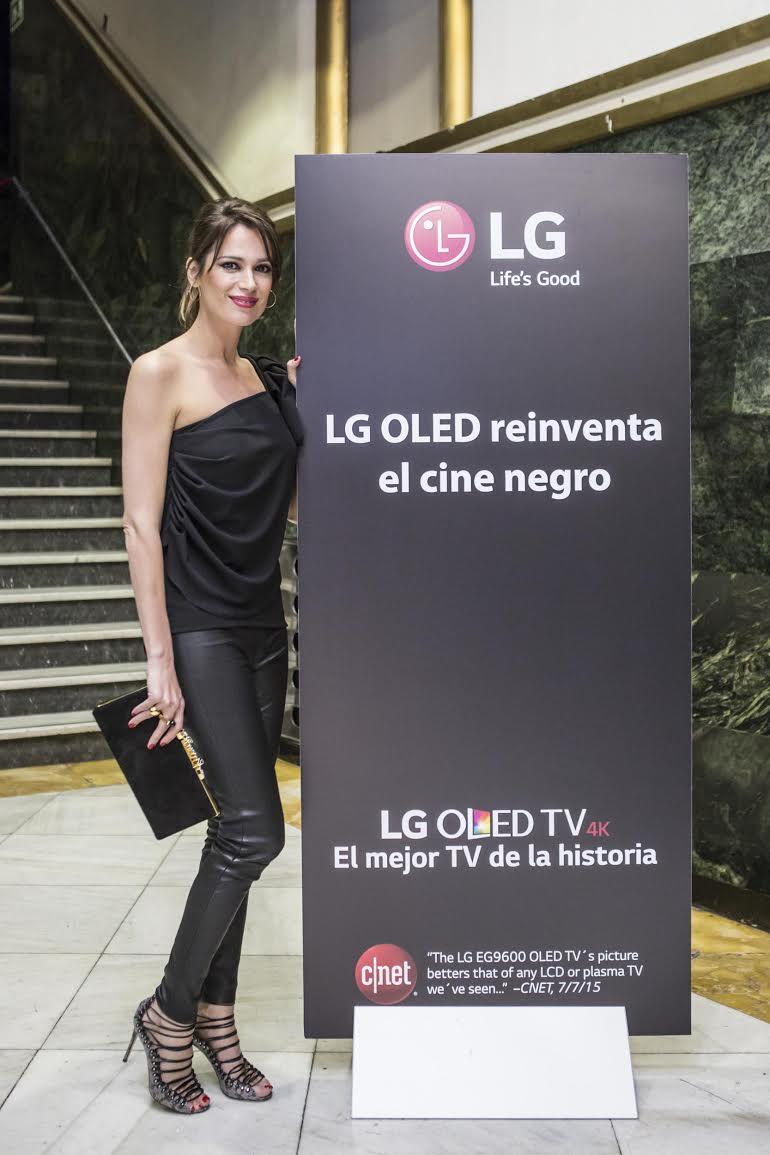 LG OLED Reinventa el Cine Negro