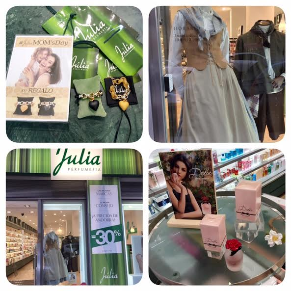 Perfumería Júlia, Zaragoza