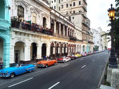 Chanel Cruise Cuba